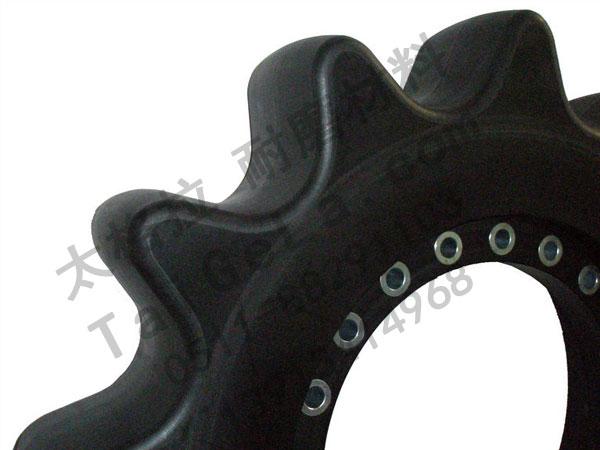 链轮 齿轮 超高分子量聚乙烯,UHMWPE,零件
